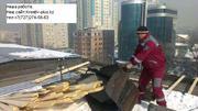 Ремонт крыши(кровельные работы) в Алматы