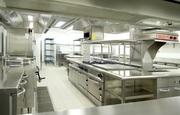 Ремонт ресторанного кухонного оборудования,  оригинальные запчасти