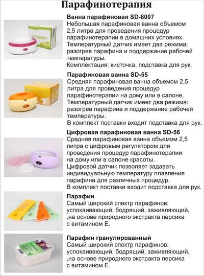 Парафинотерапия для рук описание процедуры