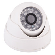 Продам Купольная камера видеонаблюдения с усиленным корпусом,  ИК-подсв
