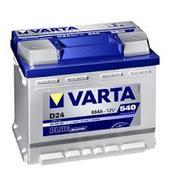 Аккумуляторы Varta,  Global,  Bosch,  Autopower в Алматы