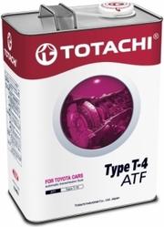 Масло для автоматических коробок передач ATF TYPE T-4