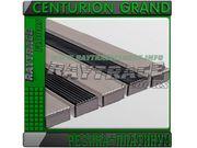 Придверная решетка CENTURION GRAND РЕЗИНА+ПЛАТИНУМ