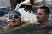Школа плавания в Астане Swim Time