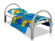 Оптом кровати металлические одноярусные для больниц и двухъярусные