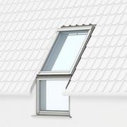 Нижние элементы и карнизные мансардные окна VELUX Астана